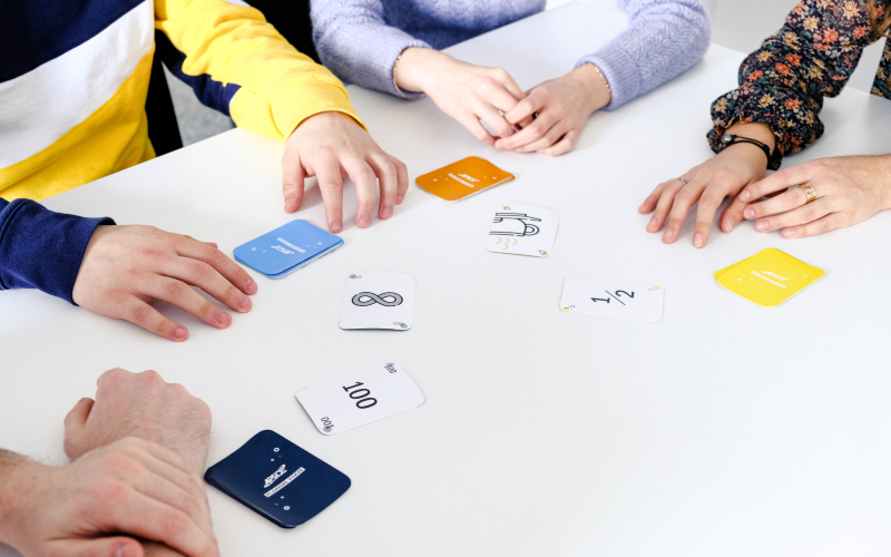 Agilité, planning poker
